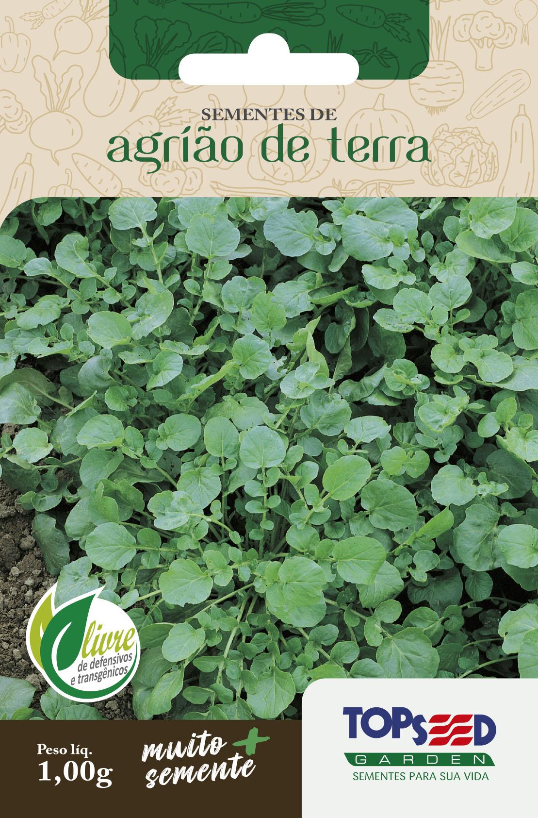 AGRIÃO DE TERRA