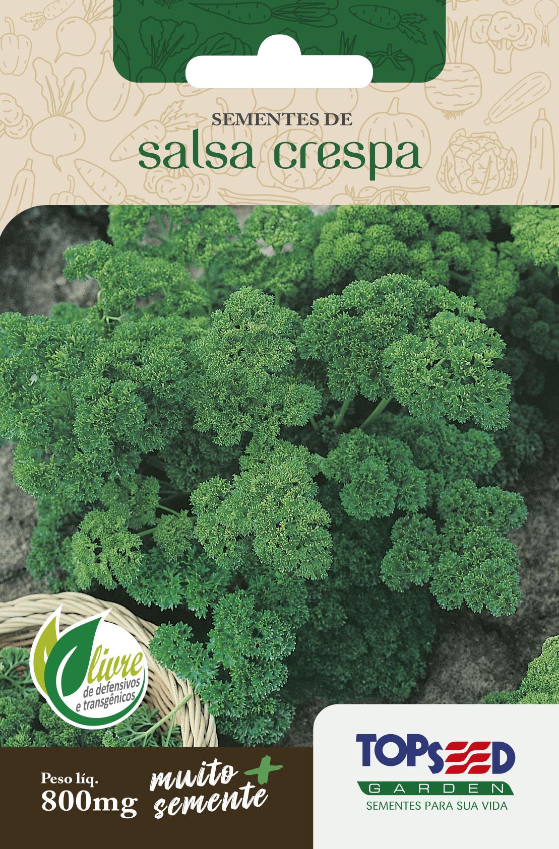SALSA CRESPA