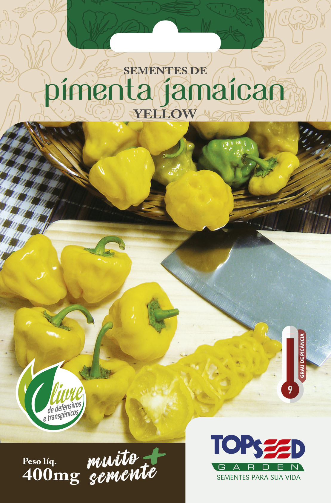 PIMENTA JAMAICAN YELLOW