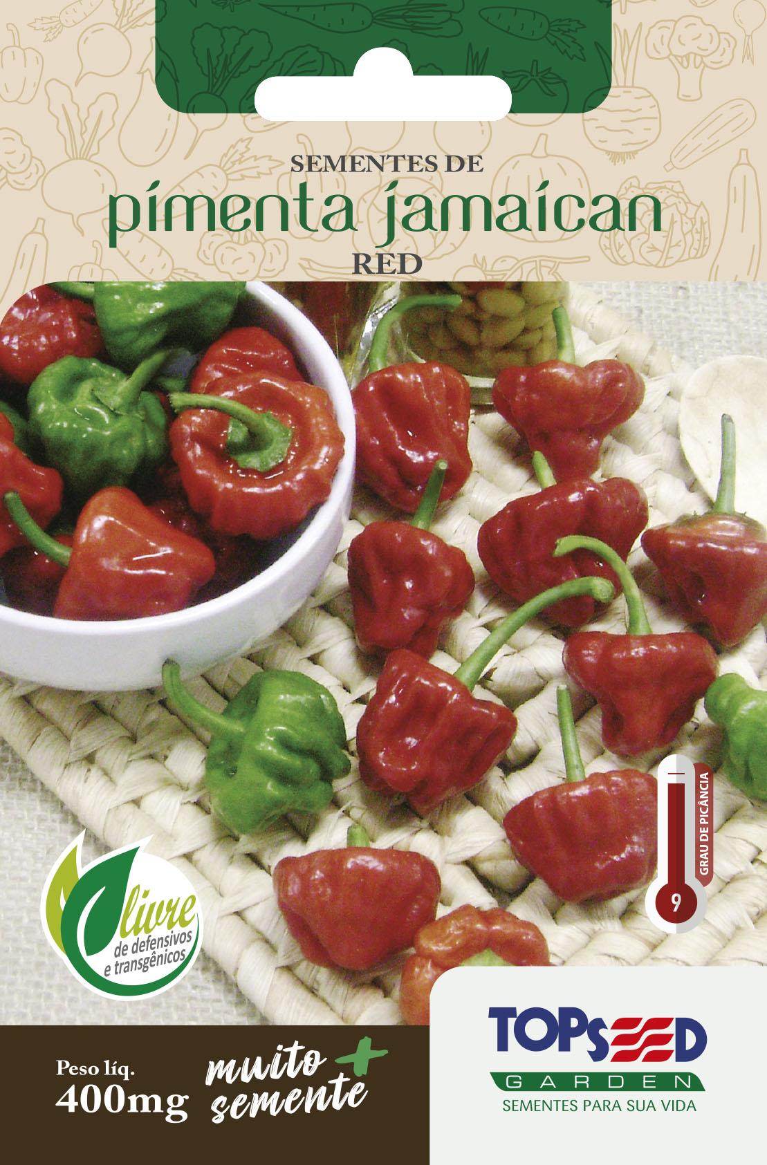 PIMENTA JAMAICAN RED