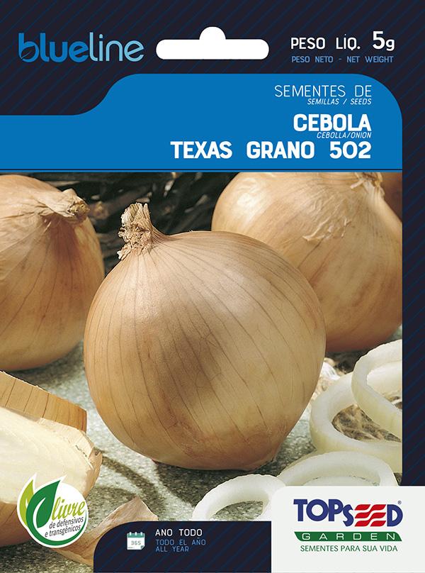 CEBOLA TEXAS 502 PRR