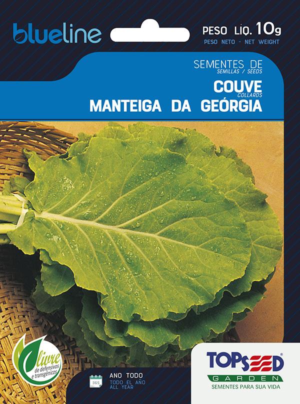 COUVE-MANTEIGA DA GEÓRGIA