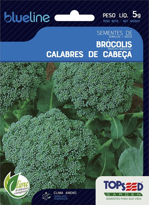BRÓCOLIS DE CABEÇA