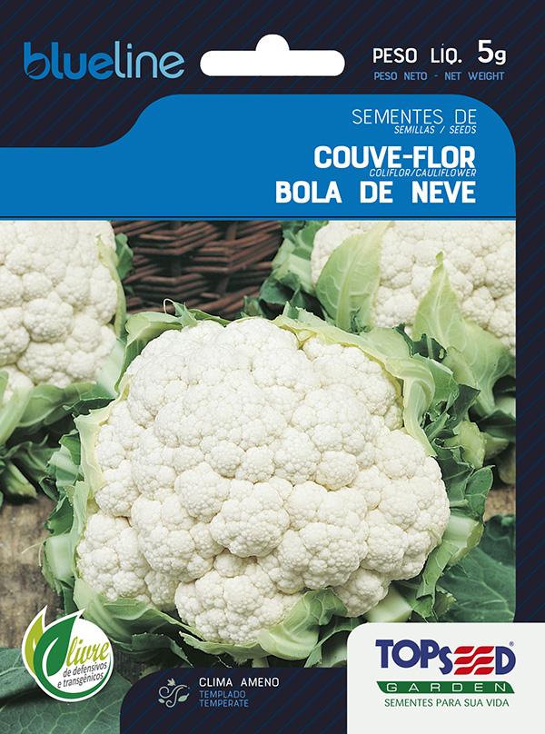COUVE-FLOR BOLA DE NEVE
