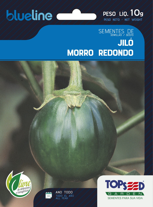 JILÓ MORRO REDONDO