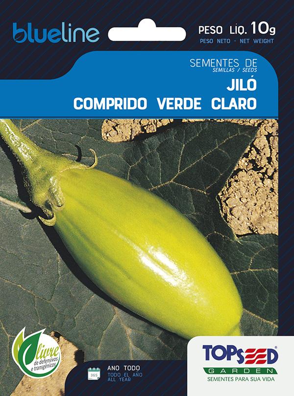 JILÓ COMPRIDO VERDE CLARO