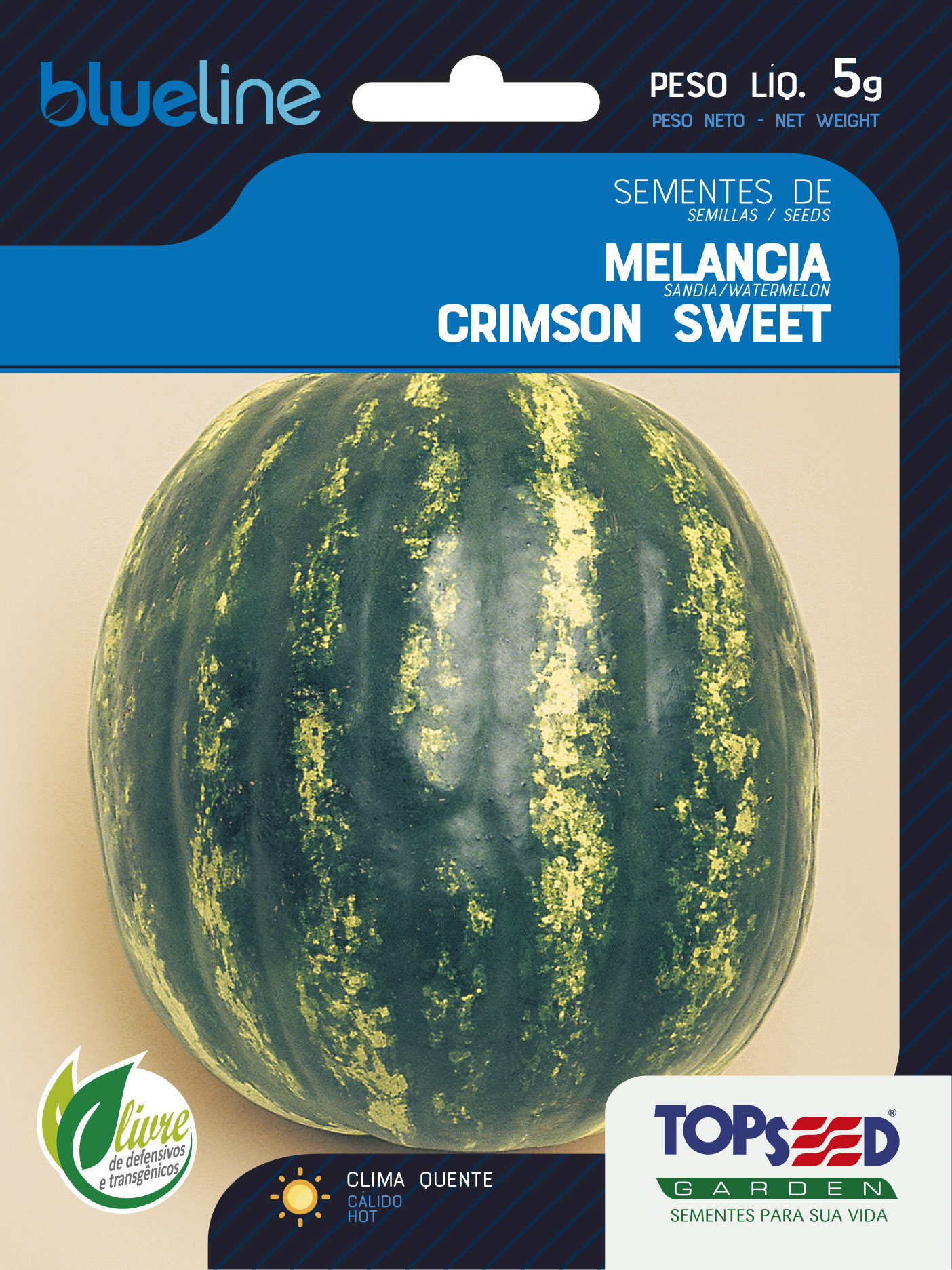 MELANCIA CRIMSON SWEET