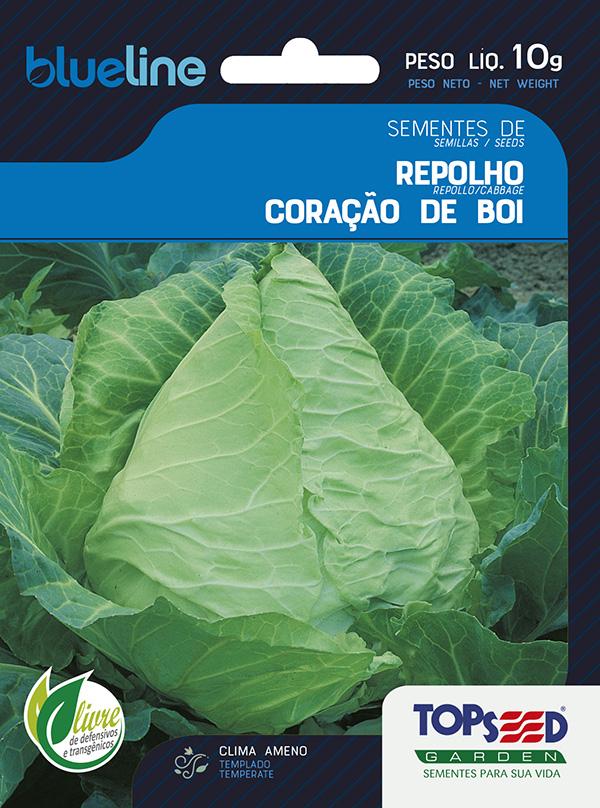 REPOLHO CORAÇÃO DE BOI
