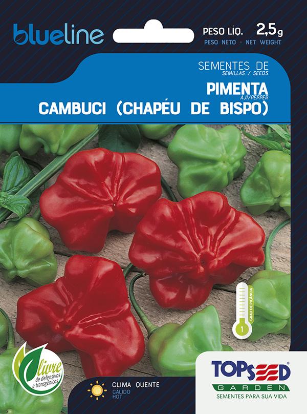 PIMENTA CHAPÉU DE BISPO