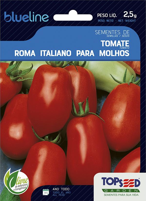 TOMATE ITALIANO PARA MOLHOS