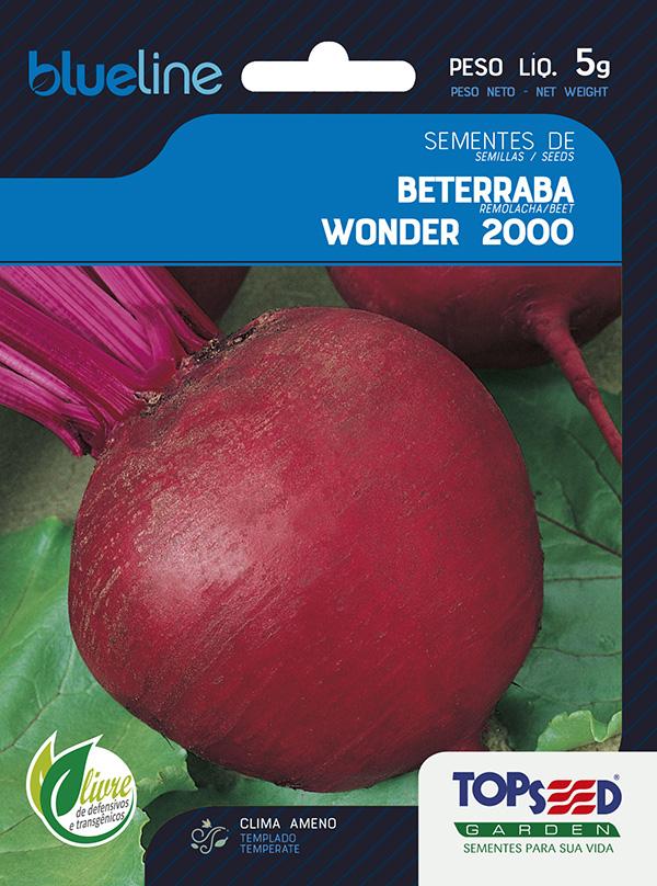 BETERRABA WONDER 2000