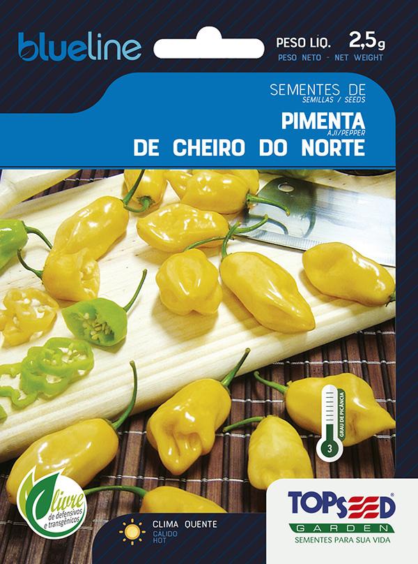 PIMENTA DE CHEIRO DO NORTE