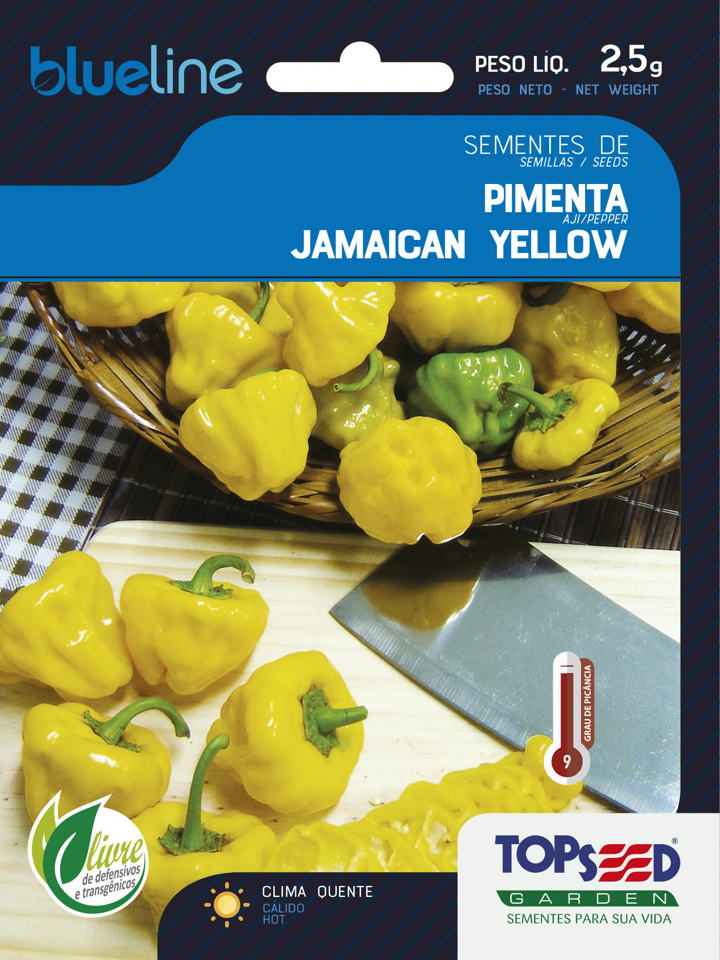PIMENTA JAMAICAN YELLOW