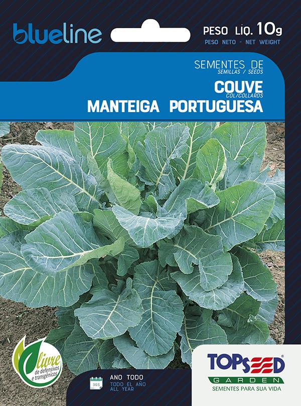COUVE-MANTEIGA PORTUGUESA