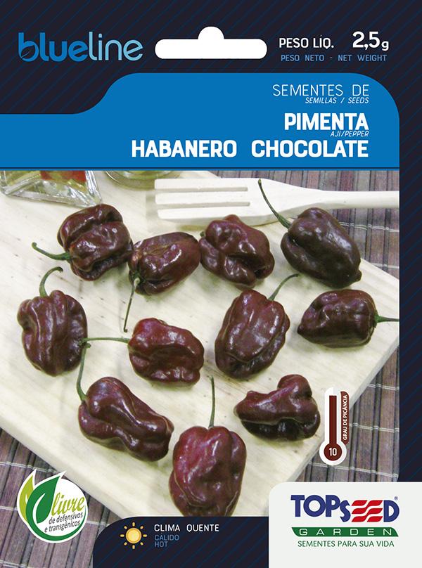 PIMENTA HABANERO CHOCOLATE