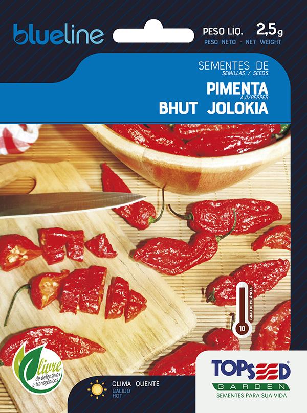 PIMENTA BHUT JOLOKIA